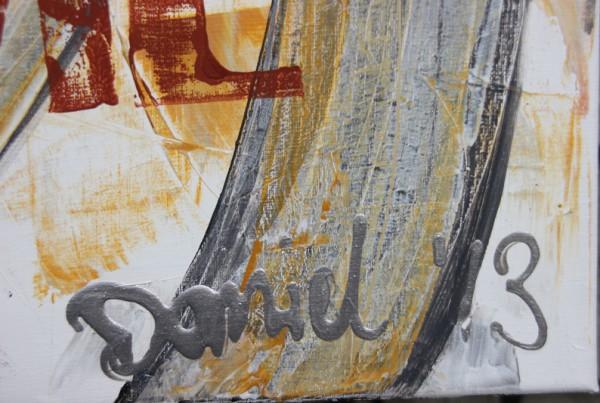schilderij met tekst detail 3