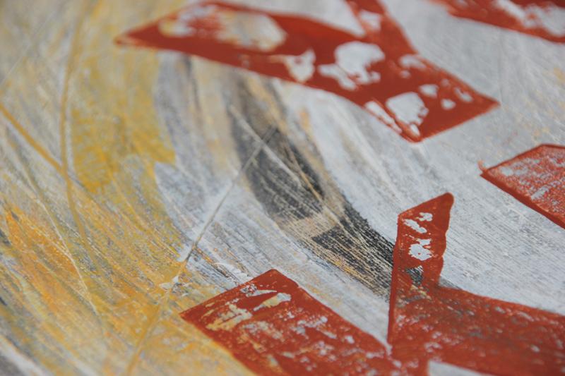 schilderij met tekst detail 4