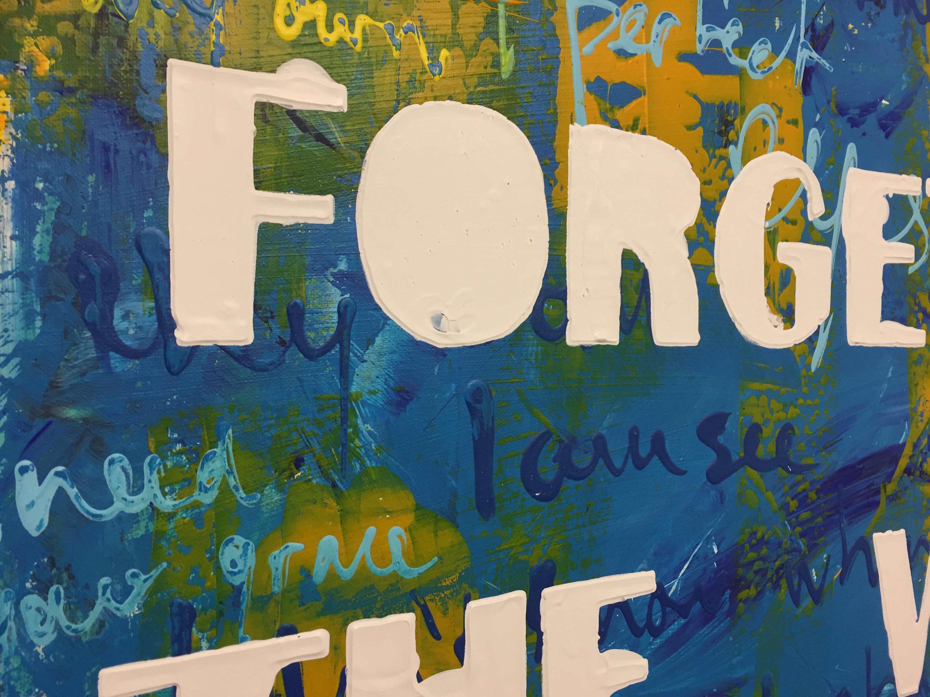 Schilderij met teksten laten maken