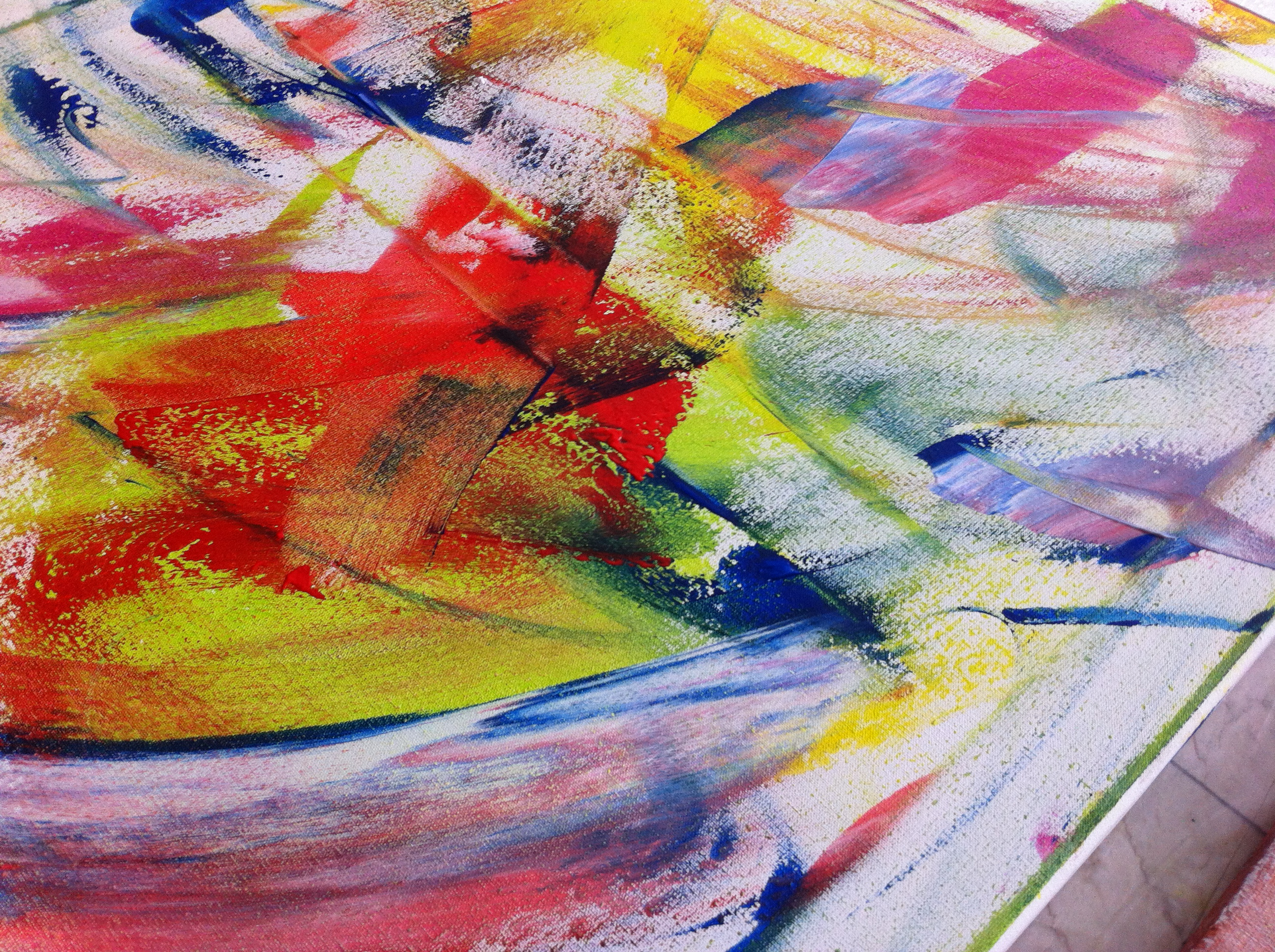 Uitzonderlijk abstracte kunst Archives - Schilderij met tekst laten maken &QW37